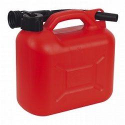 Üzemanyag kanna 5 literes