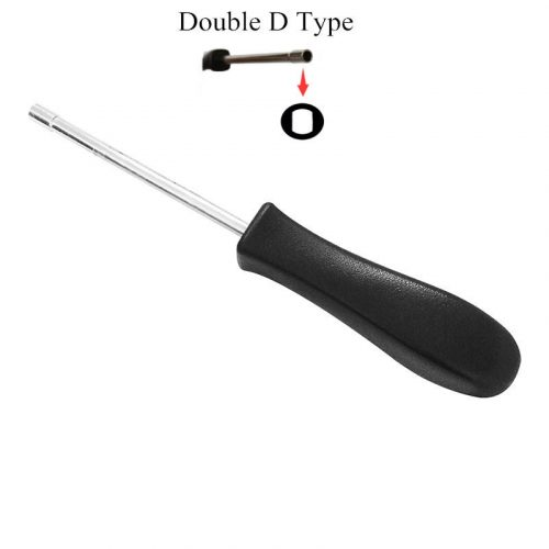 Karburátor állító csavarhúzó - Dupla D típus