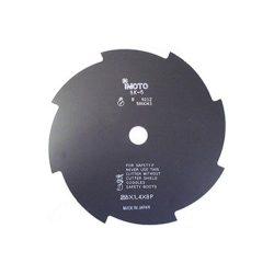 Vágótárcsa 25,4mm - 8 fog - 255mm