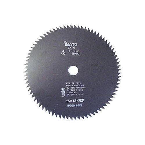 Vágótárcsa 25,4mm - 80 fog - 255mm