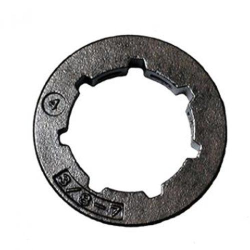 Csillagkerék betét fogasív 3/8-7 - 22mm