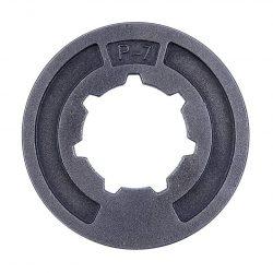 Csillagkerék betét fogasív 3/8-7 - Picco 17mm