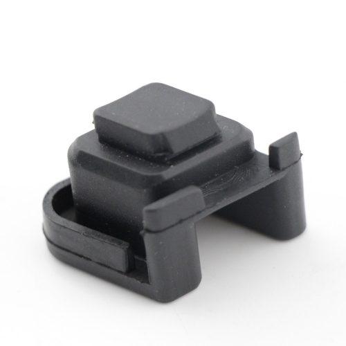 Rezgéscsillapító konzol / gumiágy
