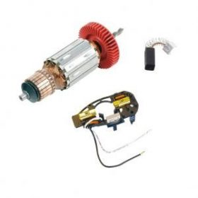Elektromos motor alkatrészei